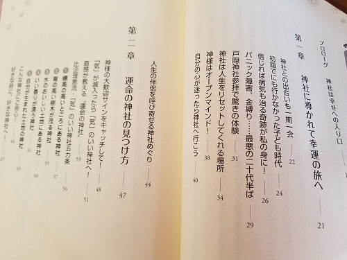 .jpg - 「神社でヒーリング」【比企理恵】の評価と感想!開運ビギナーにオススメかも!