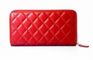 300x196 - 赤い財布